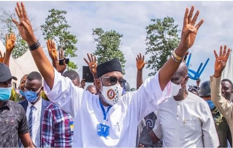 Ondo: Akeredolu Won With Strategy And Determination – APC