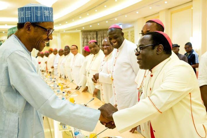 Catholic Bishops Back #EndSARS Protests, Call 'Nigeria A Failing State'