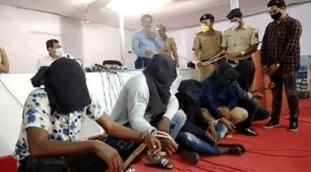 Four Nigerians, Other Arrested In India Over Alleged $56,793 Fraud