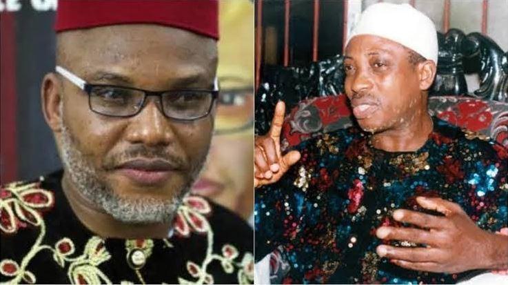 Nnamdi Kanu Has Abandoned Biafra, Now Working For Buhari – Uwazuruike