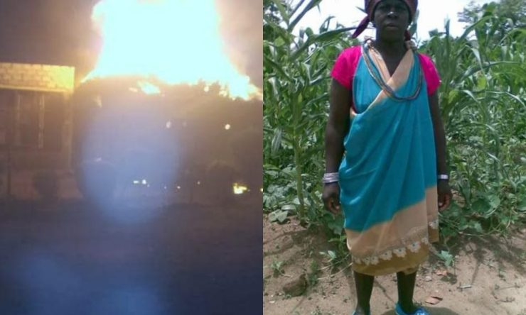 Mob Set Man On Fire For Allegedly Responsible For Wife's Death