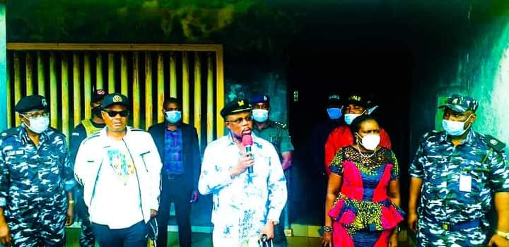 Anambra: Gov. Obiano Releases Detainees From SARS Offices