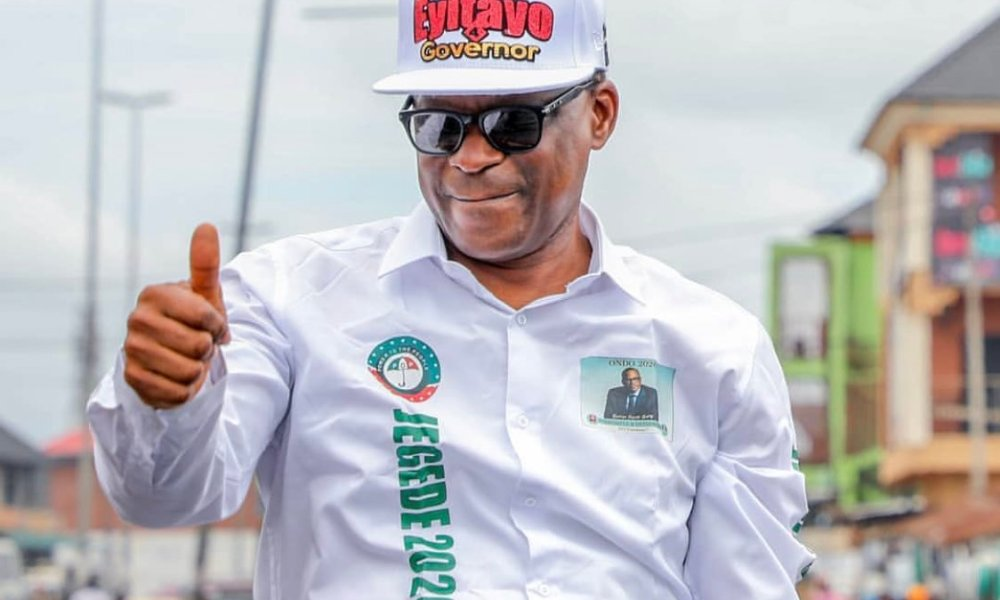 Ondo 2020: Unfair For Me To Jump The Queue – PDP's Jegede