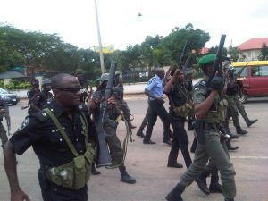 Kagara: Police deploy officers to Niger State