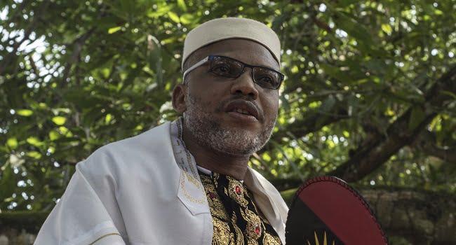 Nigeria Facing War From Boko Haram, Fulani Herdsmen Not Insecurity — Nnamdi Kanu