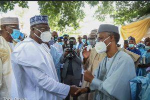 PHOTOS: Senate President, Sanusi, Governors, Others Attend El-Rufai Son's Wedding