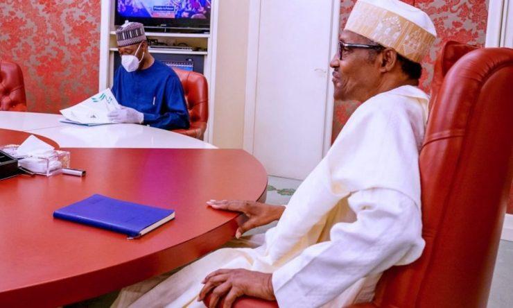 Boko Haram: Details Of Gov. Zulum's Meeting With President Buhari