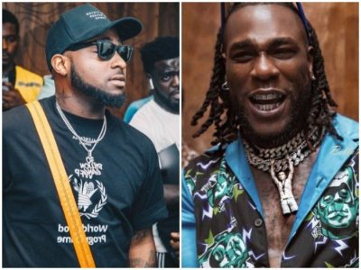 Davido and Burna Boy Fight dirty in Ghana, Exchange Blows