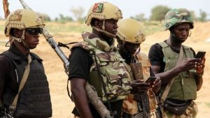 Army Kills Scores Of Boko Haram Terrorists In Borno