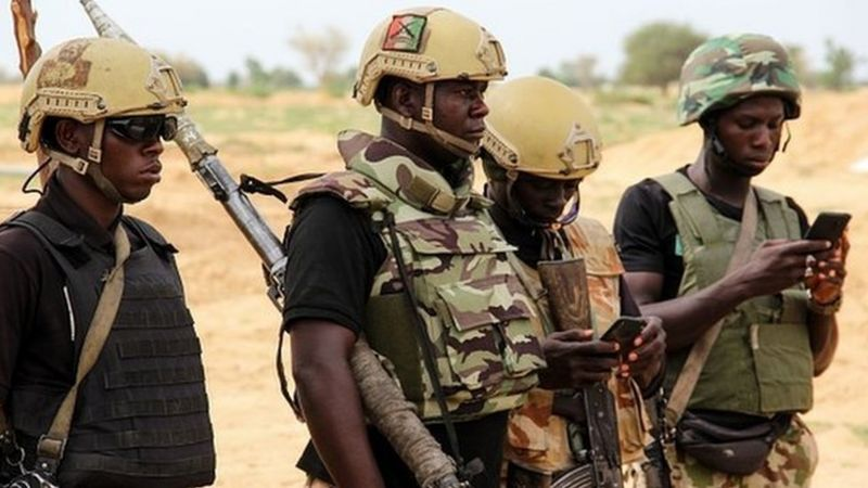 Troops Take Fresh Action After Terrorists Attack Military Base In Yobe