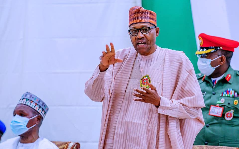 Insecurity: Who Would Protect The People? Buhari Asks