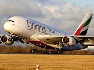 BREAKING: FG Suspends Emirates flights From Nigeria
