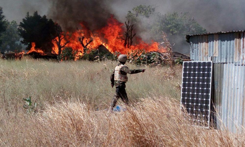 Security Forces Kill Over 15 Boko Haram Terrorists In Maiduguri, Borno