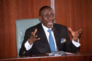 BREAKING: FG Speaks On Negotiating With bandits, Terrorists