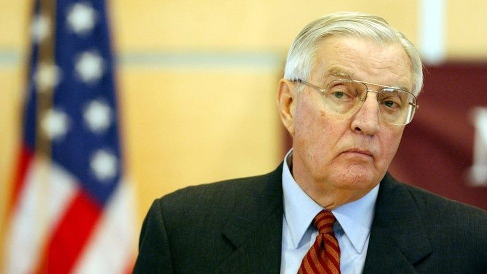 Former US Vice President, Walter Mondale Is Dead