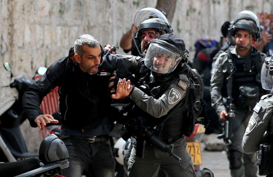 20 Dead In Gaza, Rocket Barrage On Israel And 500 Injured In Jerusalem