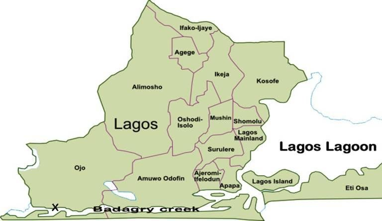 Tension As Bus Driver Crushes 3 Siblings To Death In Lagos