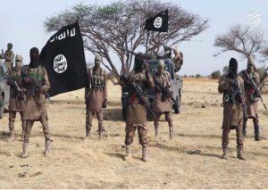 ISWAP Attack Military Base In Borno Ahead Of Buhari's Visit