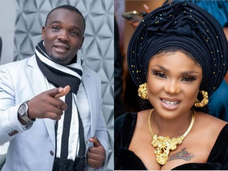 """""""You Shall Not Die""""- Yomi Fabiyi Tells Iyabo Ojo After Native Doctor Threatened Death On Her Over Baba Ijesha"""