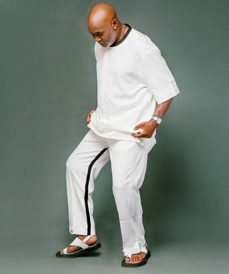 Richard Mofe-Damijo Ageless At 60