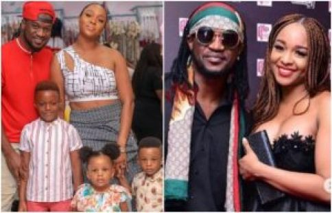 Paul Of Psquare's Marriage With Wife, Anita Reportedly Crashes As Leaked Divorce Paper Surfaces Online