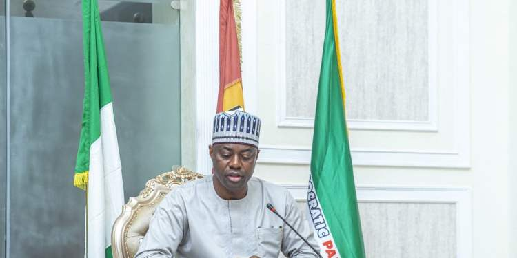 #ENDSARS: Allow Other Security Agencies To Secure Protesters, Take Back Seat – Makinde To Police - Naija News 247