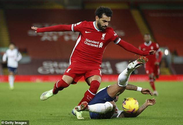 Mohamed Salah stuns Liverpool by admitting he is open to joining Real Madrid or Barcelona in future - Naija News 247