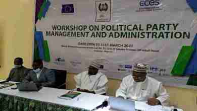 2023 Election: INEC Trains Electoral Officers On Monitoring Elections, Political Party - Naija News 247