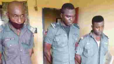 Ogun State police dismiss three officers for extortion - Naija News 247