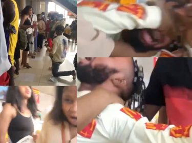 Man confessed he exchange his manhood for money to please a girl, now she rejected him after proposing (video)