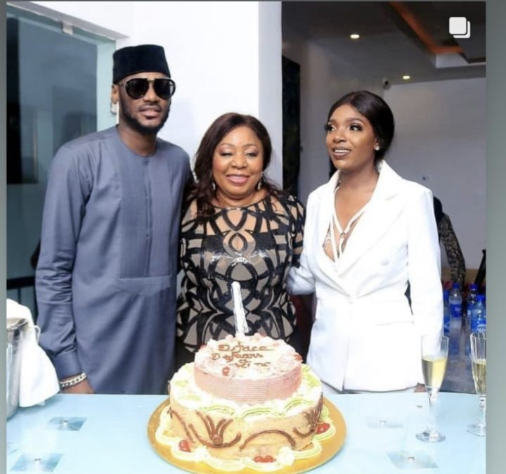 "Photos from 2Face Idibia's ""20 Years A King ' anniversary"