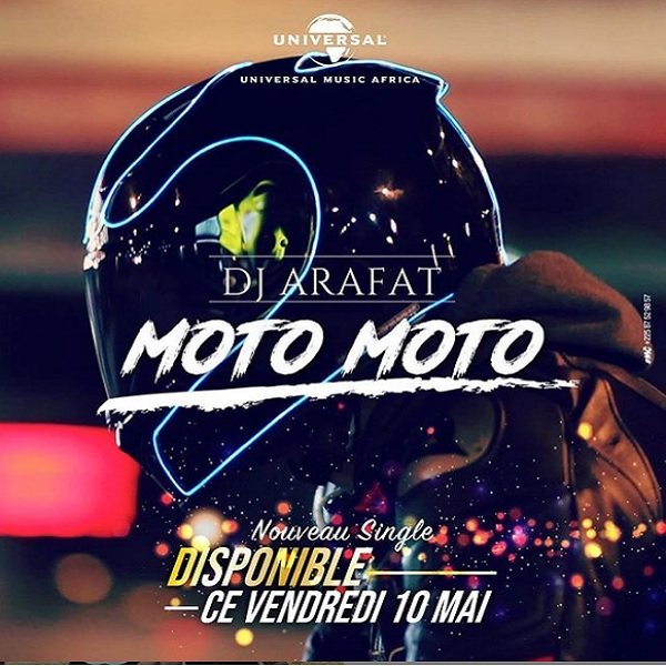 DJ Arafat Moto Moto