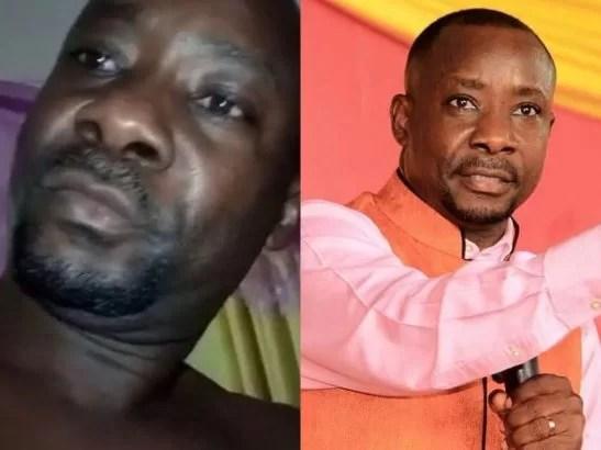 Tanzanian Bishop Gwajima sex tape allegedly leaks - Cleric reacts lailasnews`