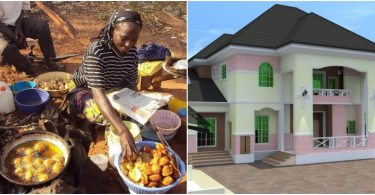 """How A Widowed """"Akara"""" Seller Became A Landlord In Lagos - Lady Reveals"""