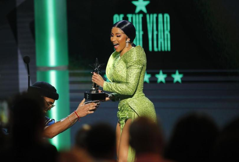 Image result for BET Awards Winners 2019