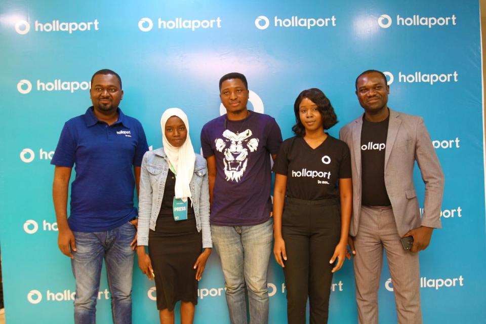 Hollaport launch