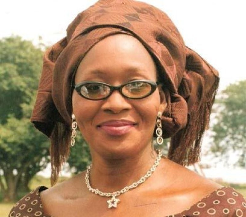 [VIDEO]: Controversial Journalist, Kemi Olunloyo Dances To Naira Marley's Song, Opotoyi
