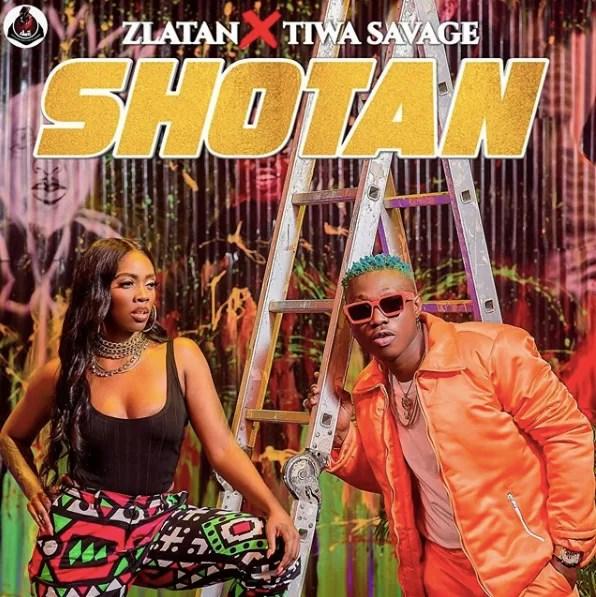 Lyrics of Shotan by Zlatan Ibile x Tiwa Savage
