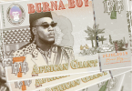 'African Giant' Album By Burna Boy