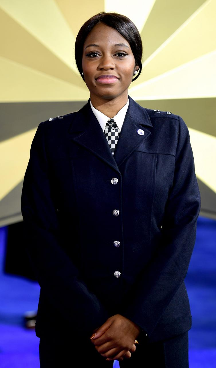 Khafi Kareem promoted female and black recruitment in the force