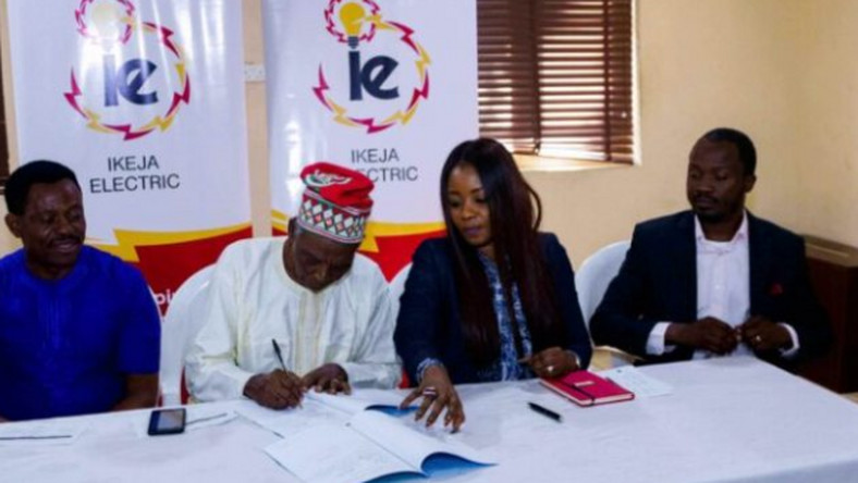 Magodo residents now enjoy stable electricity after signing an agreement with Ikeja Electric (TheCable)