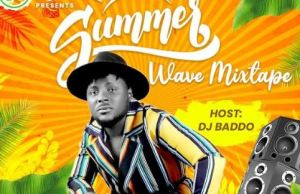 "DJ Baddo – ""Summer Wave Mixtape"" (Vol. 3)"
