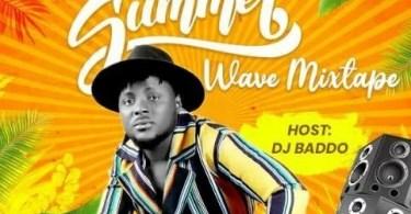 """DJ Baddo– """"Summer Wave Mixtape"""" (Vol. 3)"""