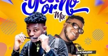 Mixtape DJ Kaywise - Yes Or No mix