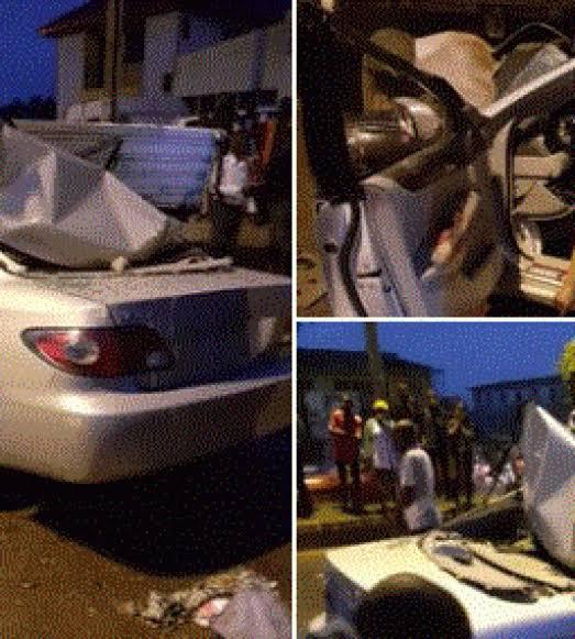Image result for Three Killed In Ondo Auto Crash (PHOTOS