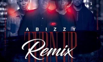 Abizzy Ft. EXQ, Reekado Banks & Tellaman – Turn Up