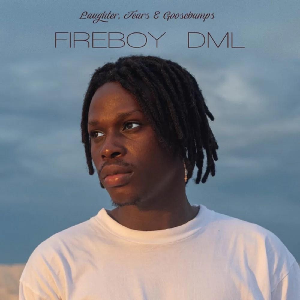 Fireboy DML Laughter, Tears & Goosebumps Album