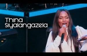 Download  Nothando Hlophe – Thina Siyalangazela mp3