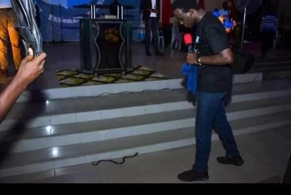 Pastor Daniel Olawande
