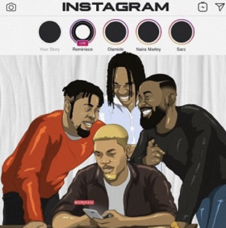 Reminisce Instagram Audio Download